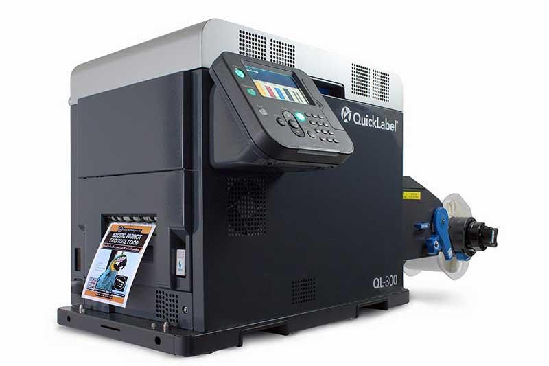 Etikettendrucker QL 300-Computertechnik Salzburg
